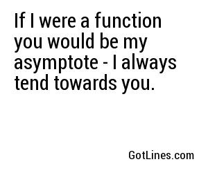 Nerdy and Geeky Pick Up Lines  - Part 5
