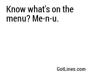 Funny Pick Up Lines Guaranteed to Make You Laugh