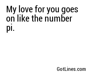 Nerdy and Geeky Pick Up Lines  - Part 3