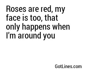 Funniest pick up lines for girls