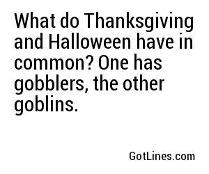 Image of: Funny Halloween Jokes Gotlines Short Jokes One Liners Part 120