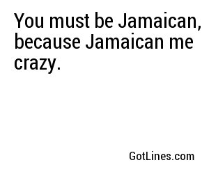 jamaican jokes one liners